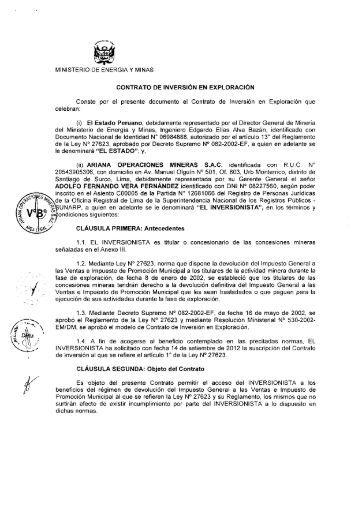 Gu a de relaciones comunitarias ministerio de energ a y for Ministerio de minas