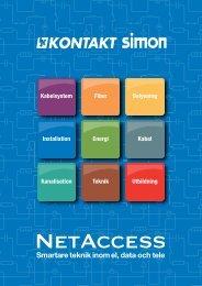 Läs katalog… - Net Access