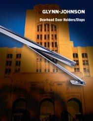 Overhead Door Holders/Stops - Glynn-Johnson