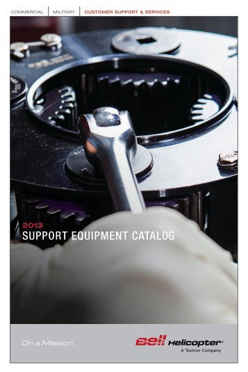 SUPPORT EQUIPMENT CATALOG - Bell Helicopter