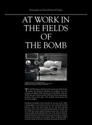 AT WORK IN THE FIELDS OF THE BOMB - Twill