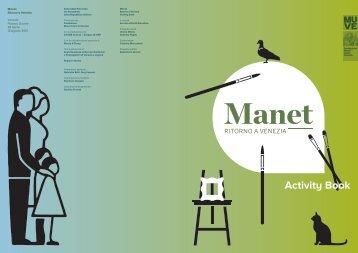 scarica ora l'activity book manet - Fondazione Musei Civici Venezia