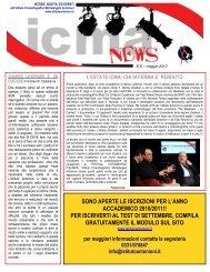 maggio 2010 - Istituto Cinematografico Michelangelo Antonioni