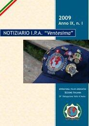 nr.1 anno 2009 - IPA Valle d'Aosta