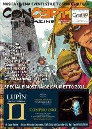 Copia di SETTEMBRE 2011 - Concept Magazine