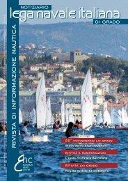 2009 numero 4 - LEGA NAVALE ITALIANA sezione di GRADO