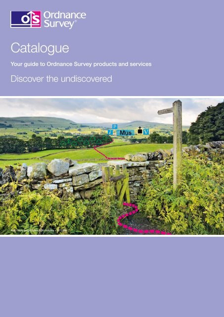 ordnance survey products and services catalogue