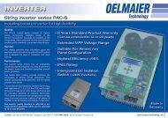 Oelmaier Inverters Australia.pdf - eco-Kinetics