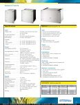 DC/AC Inverters, AC/AC Frequency Converters and ... - Schaefer, Inc. - Page 2