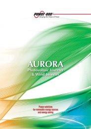 AURORA Photovoltaic Inverter & Wind Inverter - Solar Bright