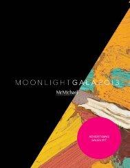 ADVERTISING SALES KIT - McMichael Moonlight Gala - McMichael ...