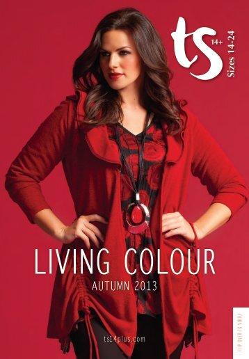 LIVING COLOUR - Plus Size Clothing, Clothes