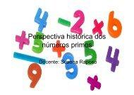 História Números Primos