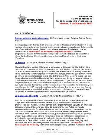 Mar 1, 2013 11:37:25 AM - Tecnológico de Monterrey