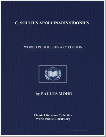 I. et - World eBook Library