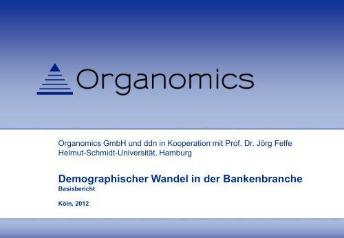 Demographischer Wandel in der Bankenbranche - Das ...