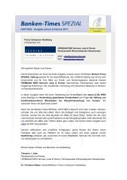 HAFTUNG Ausgabe Januar & Februar 2011 - Hermann RWS ...