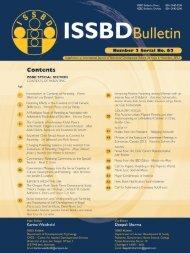 JBD462791 1..28 - International Society for the Study of Behavioural ...