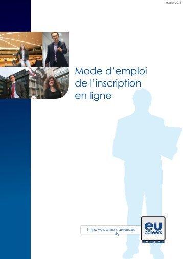 Concours general epso ad 63 64 65 66 europa - Mode d emploi electromenager gratuit ...