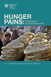 Pakistan's Food Insecurity - Woodrow Wilson International Center for ...