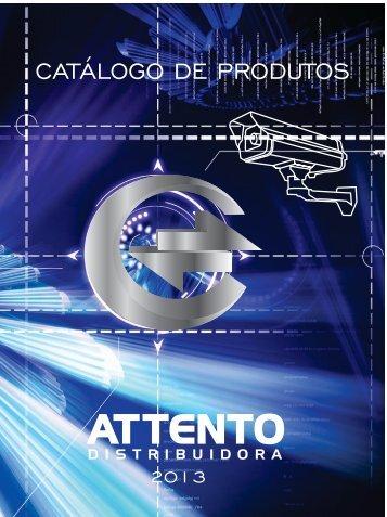Catálogo Attento Distribuidora