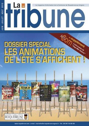 le dernier numéro du magazine municipal - Association des Amis du ...