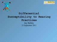 Susceptibility - Fachportal Bildung und Seelische Gesundheit