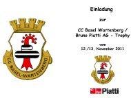 CC Basel Wartenberg / Bruno Piatti AG - Trophy - CRB ...