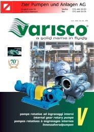 pompe rotative ad ingranaggi interni internal gear rotary pumps ...
