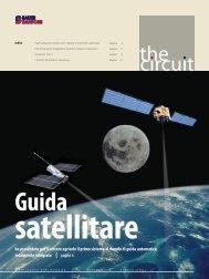 Guida satellitare - Sauer-Danfoss