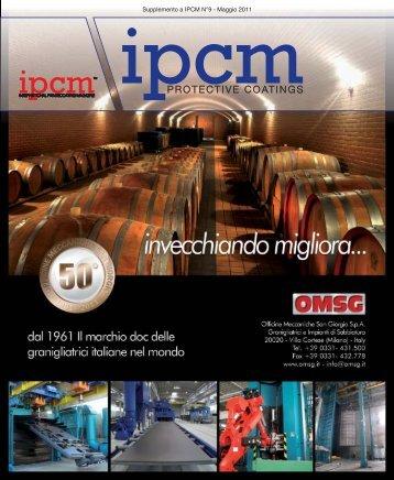 PROTECITVE COATINGS 1 anno 2011 - Ipcm.It