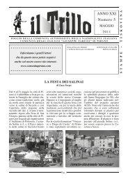 Trillo 05 2011.indd - Comunità degli Italiani di Pirano