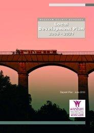 Deposit Plan June 2010 - Denbighshire Local Development Plan