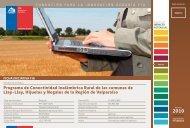 Programa de Conectividad Inalámbrica Rural de las comunas ... - Fia