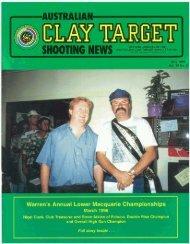 May 1996 - Australian Clay Target Association