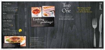 Pudding - Spring Tide - Lowestoft