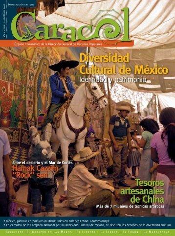Diversidad Cultural de México - Dirección General de Culturas ...