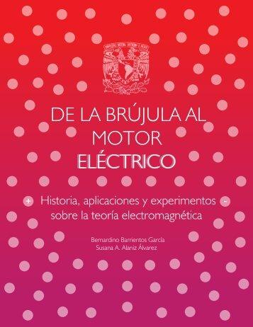 de la brújula al motor eléctrico eléctrico eléctrico - Centro de ...