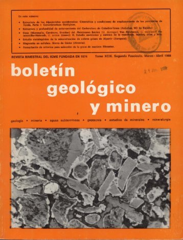 0 Osos (Mammalia, Carnívora. Ursidae] del Pleistoceno Ibérico (U ...