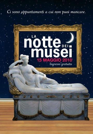 La notte dei musei - Università degli Studi Roma Tre