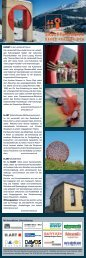 Flyer Skulpturenweg (PDF 3 MB) - Davos