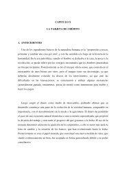 CAPITULO X LA TARJETA DE CRÉDITO 1. ANTECEDENTES Uno ...