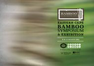 BAMBOO - Eastern Cape Development Corporation