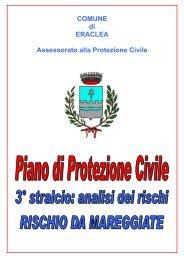 COMUNE di ERACLEA Assessorato alla Protezione Civile
