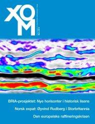 BRIA-prosjektet: Nye horisonter i historisk lisens Norsk ... - ExxonMobil