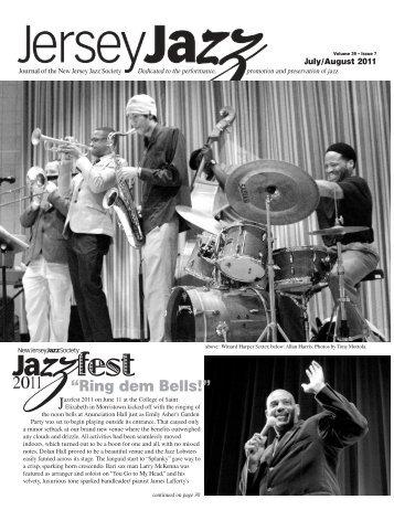 """Ring dem Bells!"" - New Jersey Jazz Society"