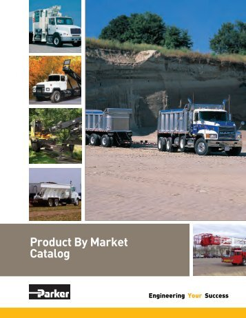 Product By Market Catalog - Parker Hannifin - Solutions for the Truck ...