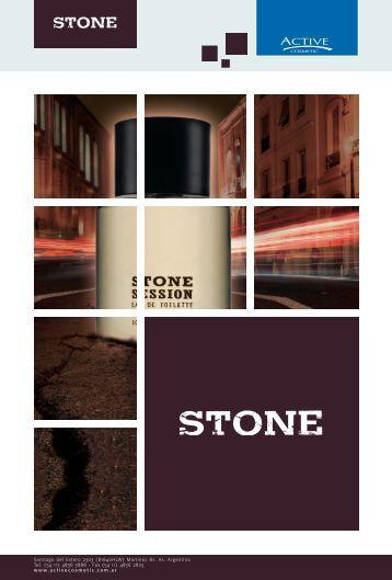 Logo Stone - Active Cosmetic