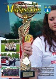 Junij / Rožnik 2012 številka 80 - Občina Majšperk