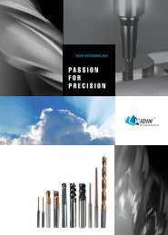 PASSION FOR PRECISION